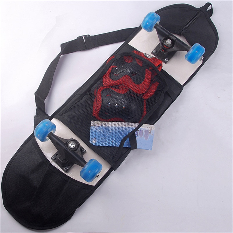 Skateboard Carry Bag Skateboarding Carrying Handbag Shoulder Skate Board Balancing Scooter Storage Cover Backpack Multi-size Bag