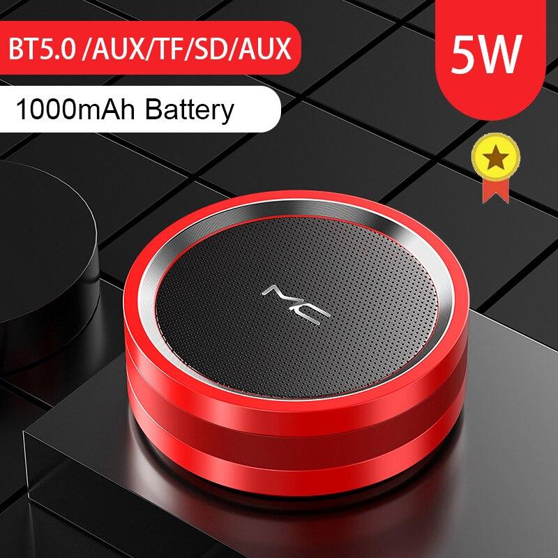 Minialtavoz Bluetooth, Subwoofer, reproductor mp3, caja de música, USB, AUX, para función...