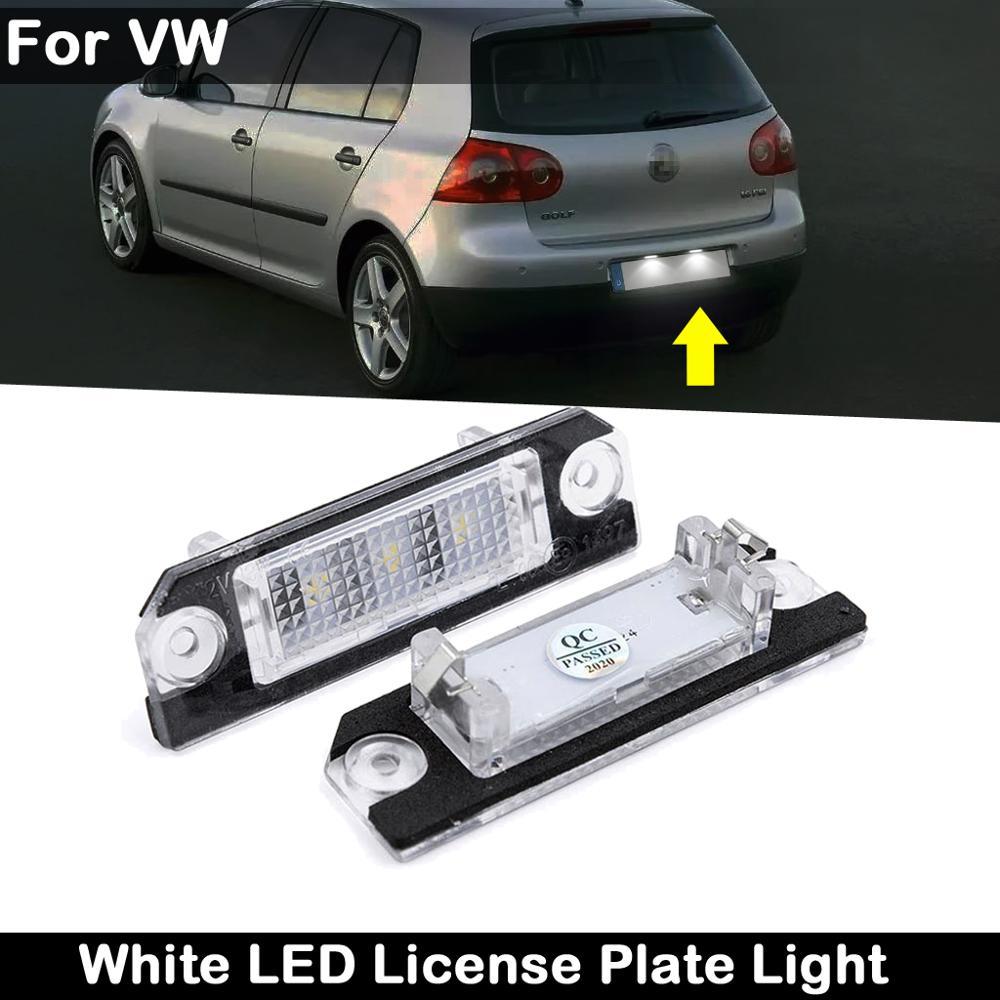 Luz trasera de alto brillo para coche VW Golf4 Golf5 Lupo Polo...