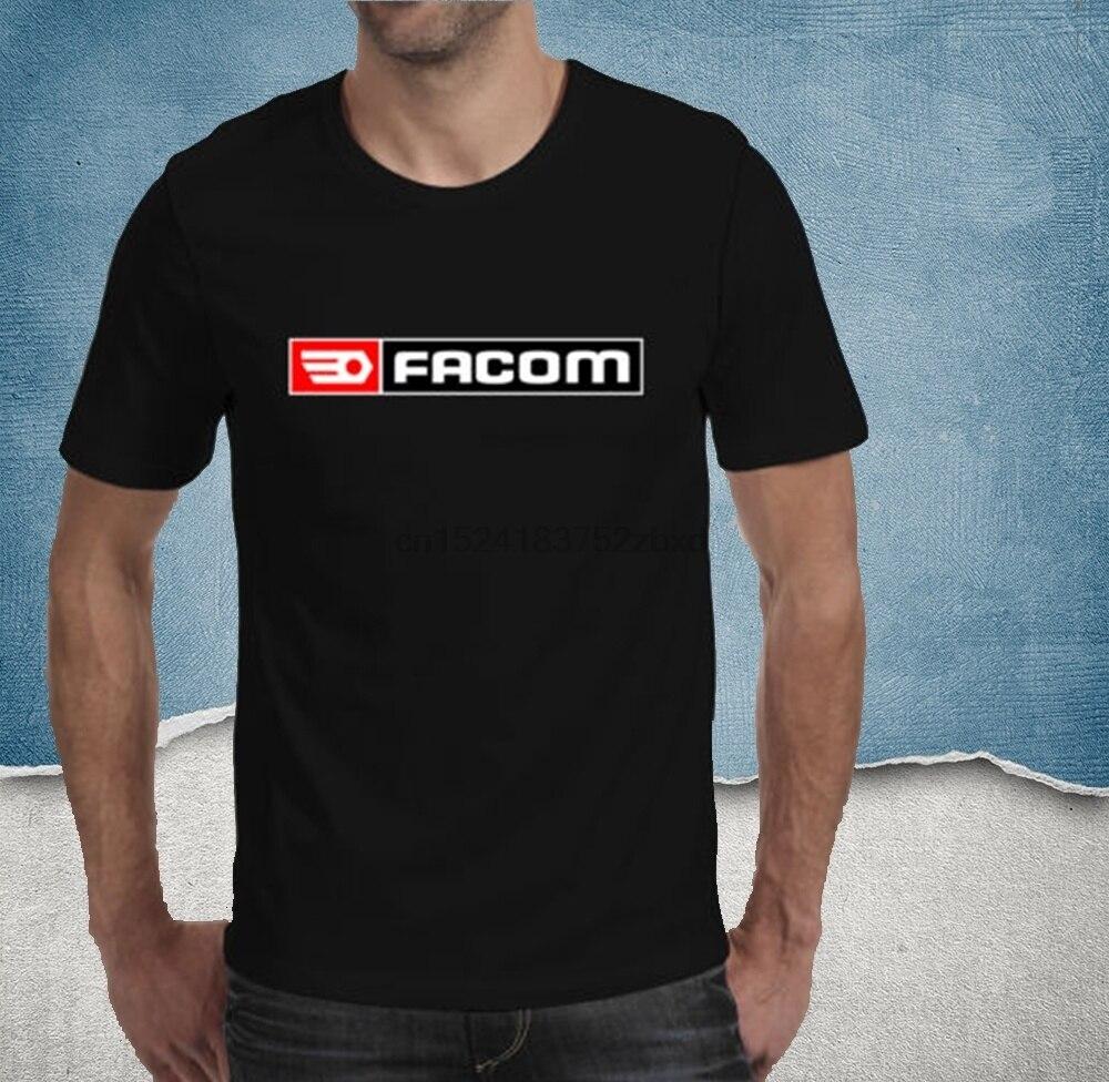 Sommer Mode Kurzen Ärmeln T-shirt Facom Profis Werkzeuge Werkstatt