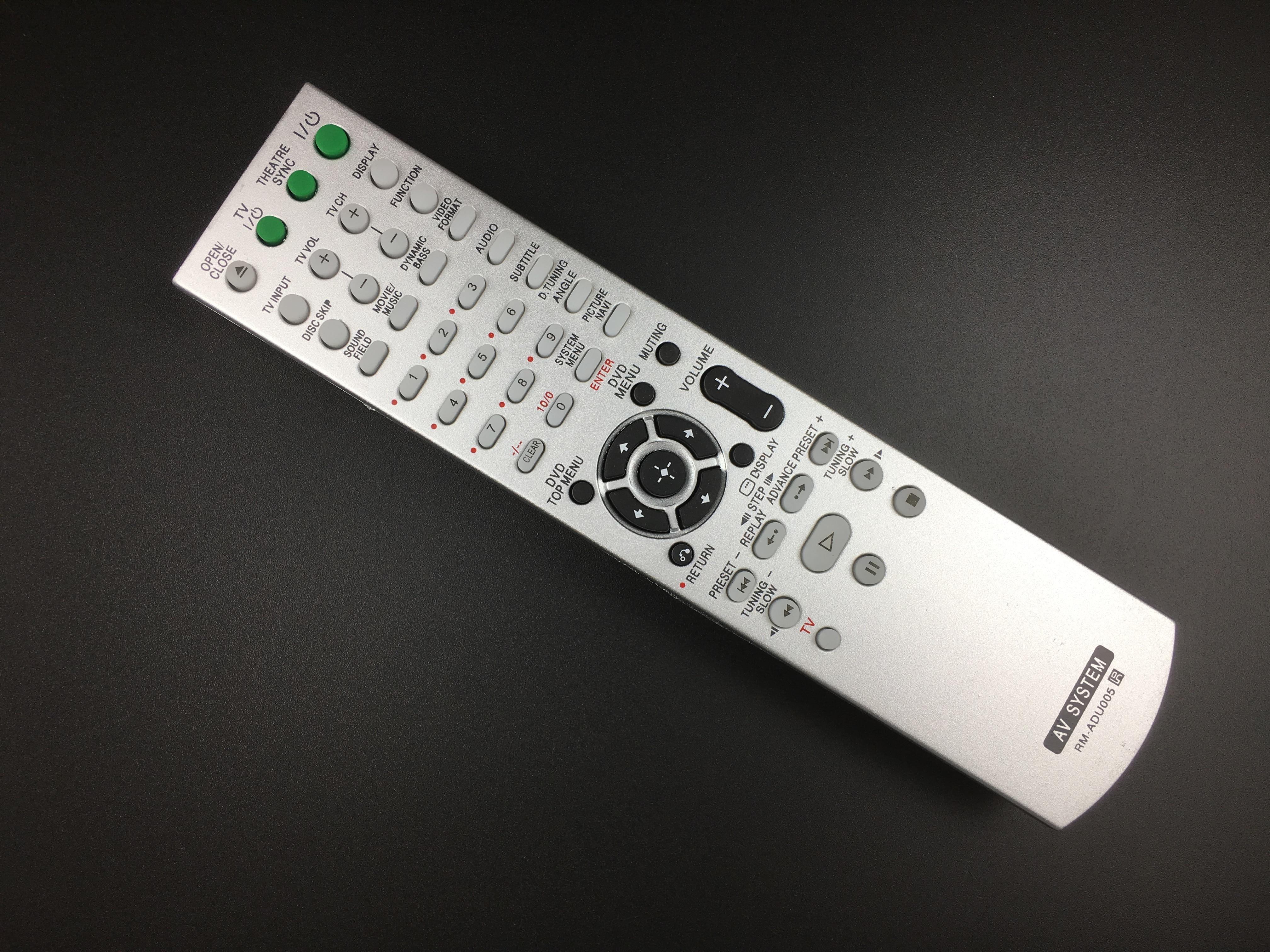 Remote Control Fit For SONY DAV-DZ120 DAV-DX155 DAV-DX255 DAV-HDX265 DAV-HDX266 DAV-DX315 DVD Home Theater System