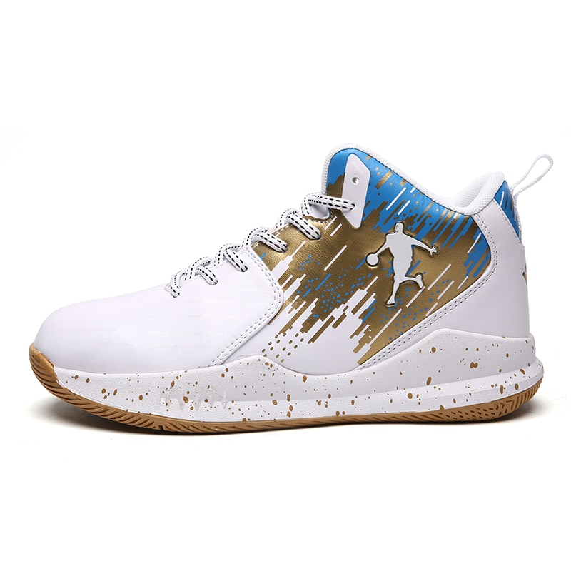 2020 Otoño de alta Top zapatos de baloncesto para hombres zapatos de Jordania zapatillas rojas gimnasio Bola de entrenamiento zapatos Spor cesta Homme Tenis Masculino