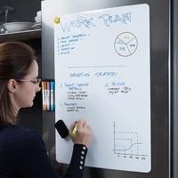 dry erase magnetic whiteboard calendar sticker home office bulletin board weekly plan menu