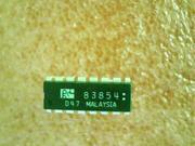 ¡Entrega Gratuita! 83854 RCL83854 IC componentes del chip en 16 pies