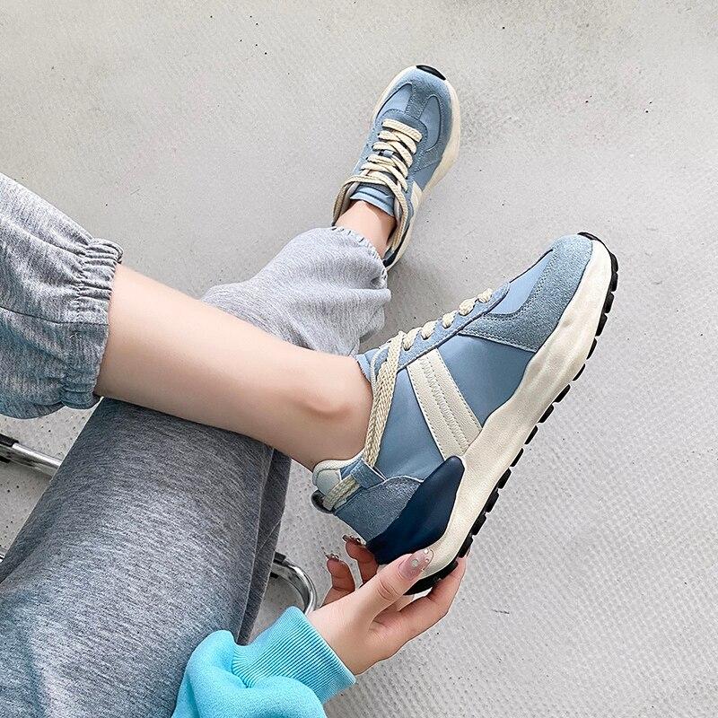 Zapatos De diseño para Hombre, Zapatillas informales con plataforma plana, sin cordones,...