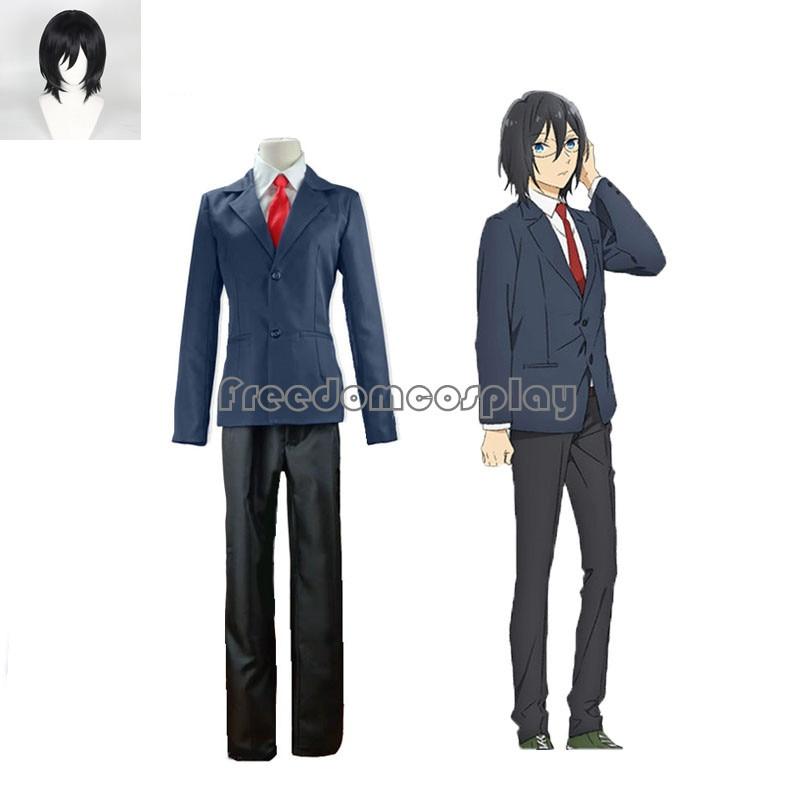Horimiya Izumi Miyamura Cosplay Kostüm