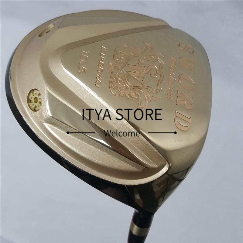 Golf Club KATANA espada golfista diestro, 3/5 fairway madera, SR Flex golf madera, envío gratis.