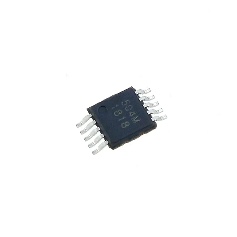 20pcs lot irfr320 fr320 20pcs/lot original RCLAMP0504M.TBT MSOP-10 in stock