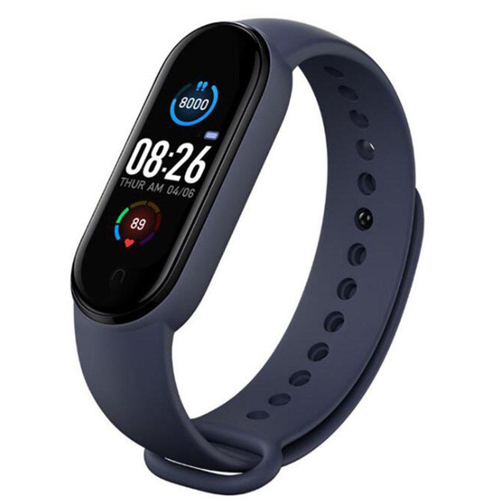 Smart Band Fitness Tracker Sport Bracelet Pedometer Heart Rate Blood Pressure Monitor  Waterproof Sm