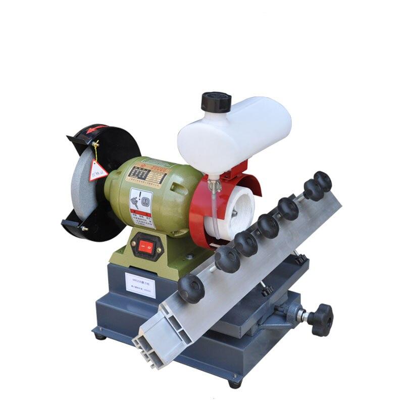 MR206 متعددة الوظائف النجارة طحن سكين آلة مطحنة كهربائية شقة رمي الضغط المسوي دليل طاحونة الخشب