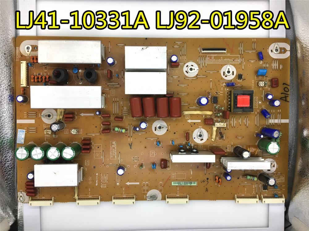 100% para Ps60f5000ar Teste Original Placa Lj92-01958a Tela S60fh-yb03 y Lj41-10331a