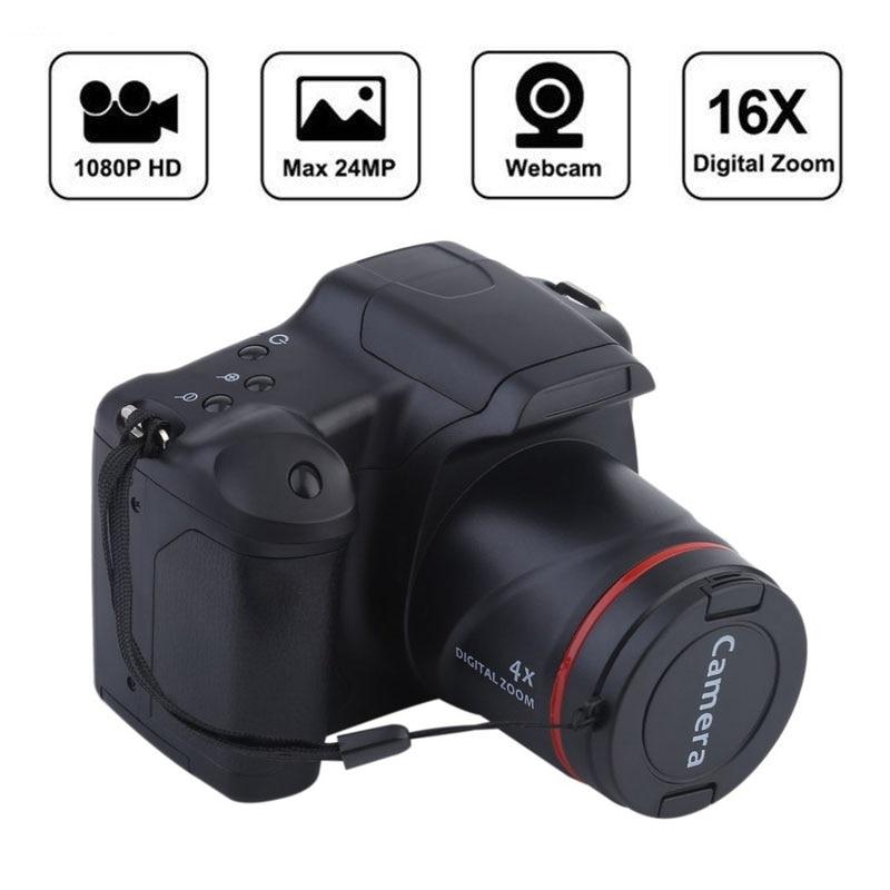 SEC 1080P Video камера фотоаппарат cámara Digital 16X Zoom Digital De vídeo...