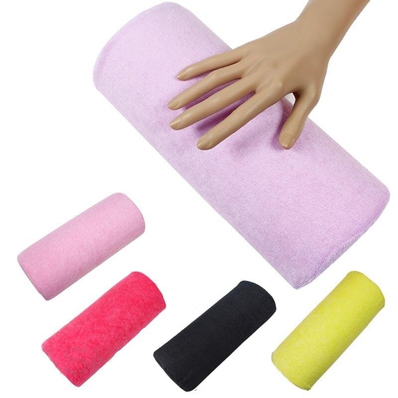 Мягкие подставки для рук, моющаяся подушка для рук, губчатая Подставка для рук, подставки для ногтевого дизайна, маленькие подставки для ман...