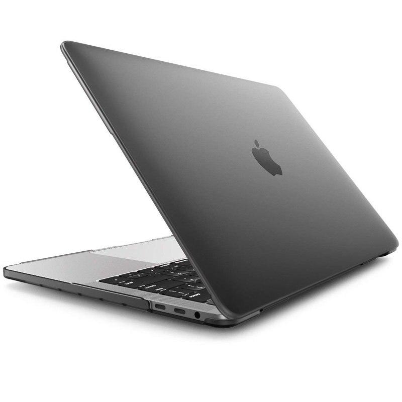 I-BLASON para macbook pro 15 caso com barra de toque/touch id (2019 2018 2017 2016) a1990/a1707 geada magro caso casca dura + tpu pára-choques