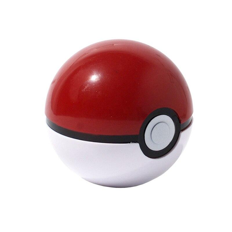1 шт. Takara Tomy Pokemon Pikachu Pet Elf Ball Pikachus Pokeball 7 см Pop up Poke Ball фигуры для детей игрушка Горячая украшение для дома подарок