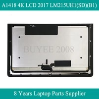 genuine tested work 21 5 inch a1418 4k lcd screen for imac 21 5 a1418 lcd assembly mid 2017 4k lm215uh1sdb1 lm215uh1 sd b1
