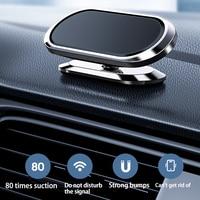 Магнитный автомобильный держатель для телефона iPhone 11 Pro Xs Max Xiaomi Huawei Samsung