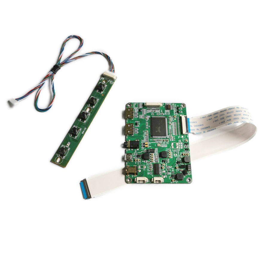 لوحة القيادة ، Fit B156HAN01/B156HAN02/B156HAN04/B156HAN06, لوحة القيادة 5 فولت ، طاقة USB صغيرة 2-mini ، مصفوفة كمبيوتر محمول 30-Pin EDP 1920*1080