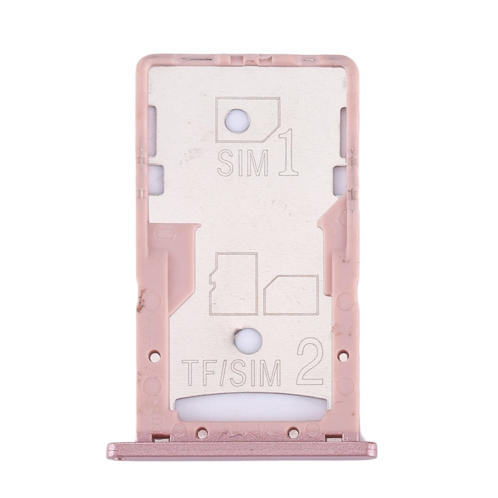 (5piece) For Xiaomi Redmi 4A Sim Card Tray Adapter Holder for Redmi 4A Micro SD Card Tray TF Card Holder 4 A Cell Phone enlarge