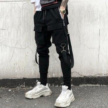 Hip Hop Cargo Pants
