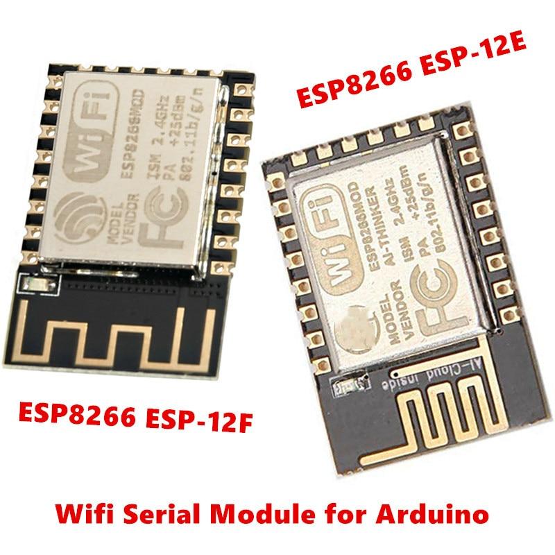 ESP8266 ESP-12E ESP12E ESP12F ESP-12F Wifi Serial Module Board For Arduino Wireless Transceiver Remote Port Network Development недорого