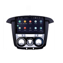 "9 ""octa core 1280*720 QLED bildschirm Android 10 Auto GPS radio-Navigation für Toyota Innova 2007-2013"