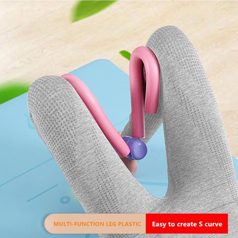 Фитнес-оборудование для коррекции фиксации стройных ног и красивых ног