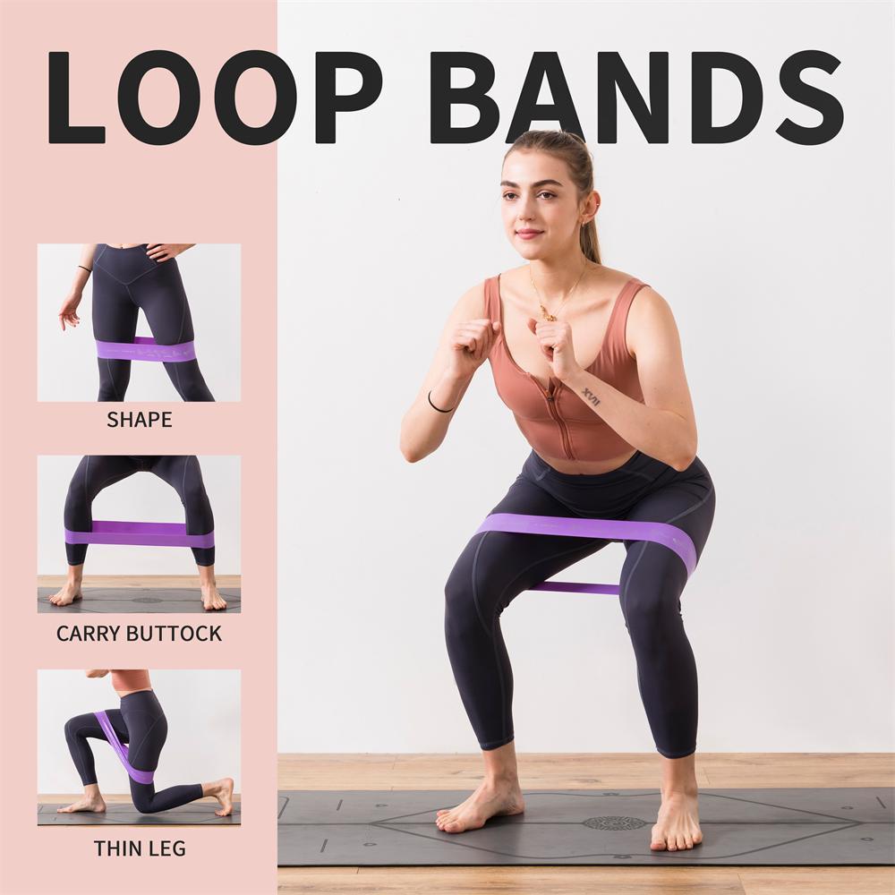 شعار مخصص اللياقة البدنية ممارسة أنبوب مجموعة Tpe مجموعة شريط مقاومة التدريب اليوغا أنابيب الصالة الرياضية المعدات