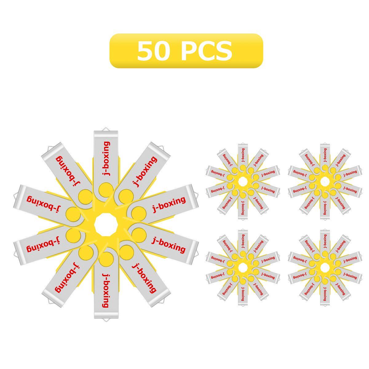 50PCS 64MB USB Flash Small Capacity Pendrives Swivel USB Flash Stick J-boxing 64 mb Memory Stick for Desktop Laptop Multicolors enlarge