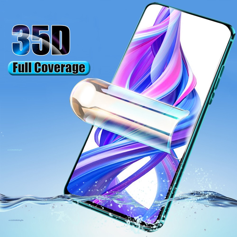 For Oukitel C15 Pro (Pro+) C17 C16 K12 Y4800 K5 K5000 U18 U23 Hydrogel Film Protective Screen Protector Not Glass