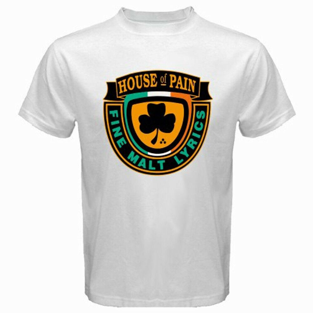 Camiseta blanca con Logo de