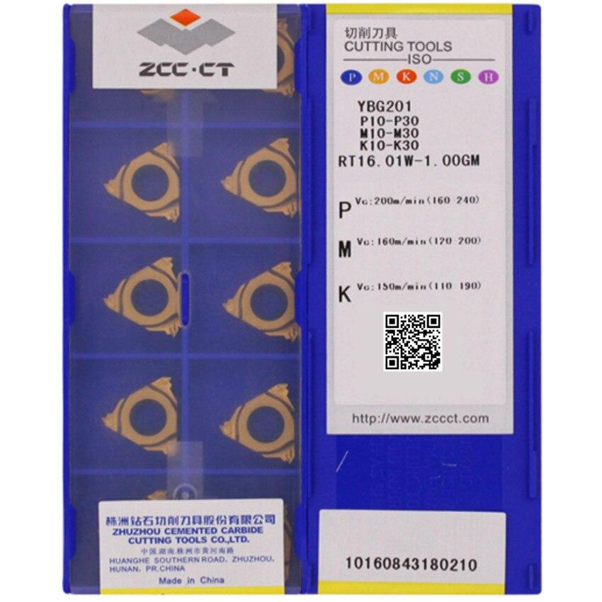 ZCC.CT RT16.01W-1.00GM/RT16.01W-1.25GM/RT16.01W-1.50GM/RT16.01W-1.75GM/RT16.01W-2.00GM/RT16.01W-2.50GM/RT16.01W-3.00GM YBG201