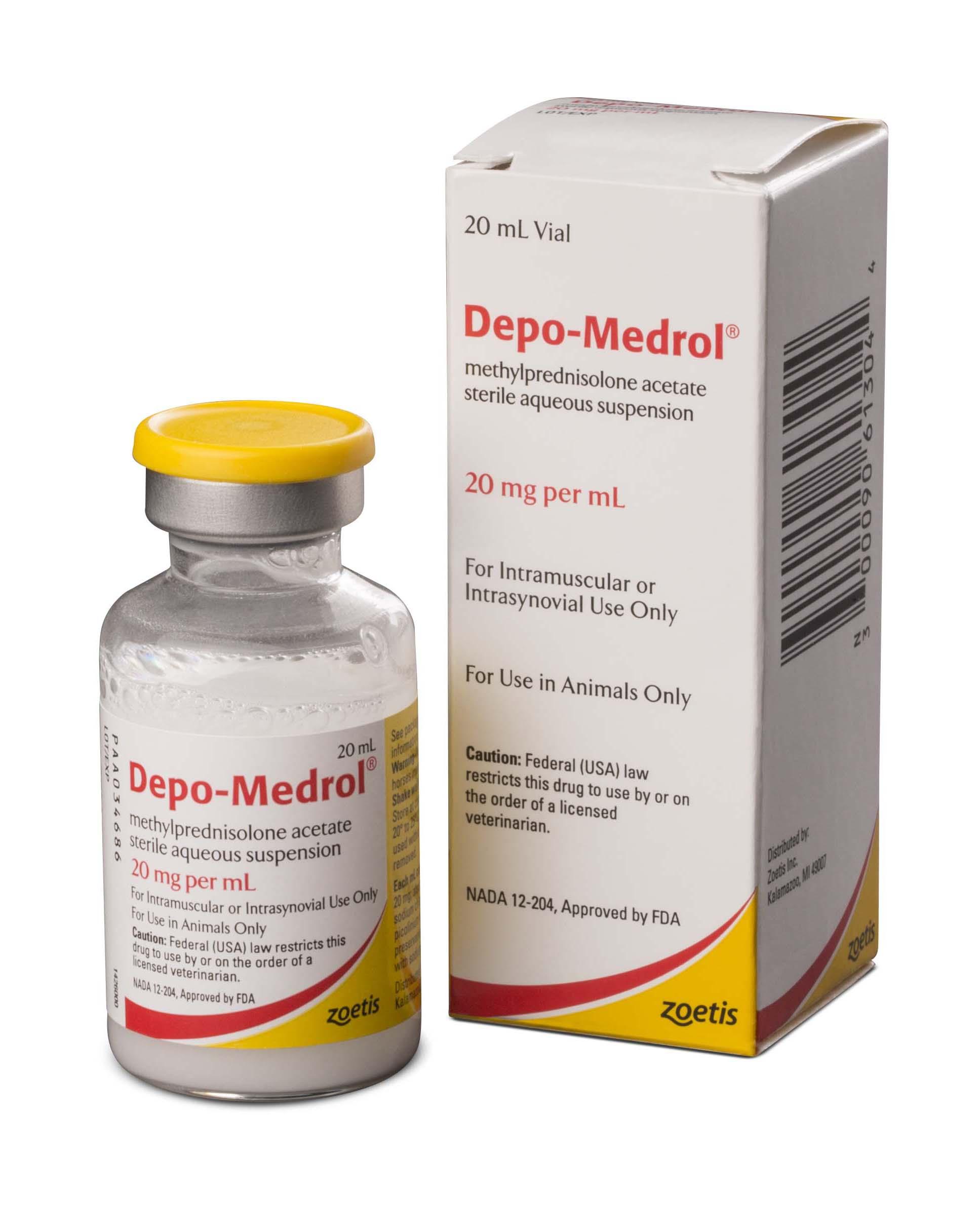 Depo-Medrol 20ml-Vial
