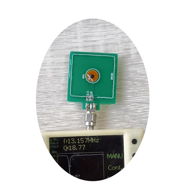 50Pcs 8MM Mini Bluetooth Pairing RFID NFC Electronic Tag NFC 213 chip FPC Flexible High Frequency Mini Asset Tag enlarge