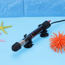 25 - 300W EU Automatic Temper Adjustment Aquarium Submersible Fish Tank Water Heater Electric Water