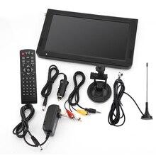 LEADSTAR 10 pouces télévision numérique ATSC Portable TV 1080P HD HDMI lecteur vidéo pour voiture à domicile prise américaine 110-220V