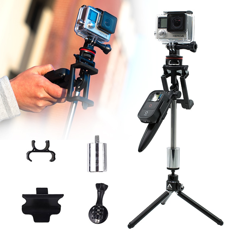 Gimbal Camera Phone Stabilizer Gimbal Handheld Camera Stabilizer Phone Smooth Video Control Steadycam for Smartphone For GoPro
