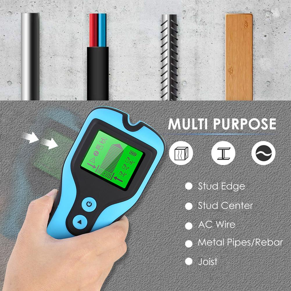 AliExpress - 3In1 Sensor Wall Scanner Pipe Finder Pipe Wire Detector Electronic Stud Locator Wood Joist Wall Scanner For Metal Detector Tools