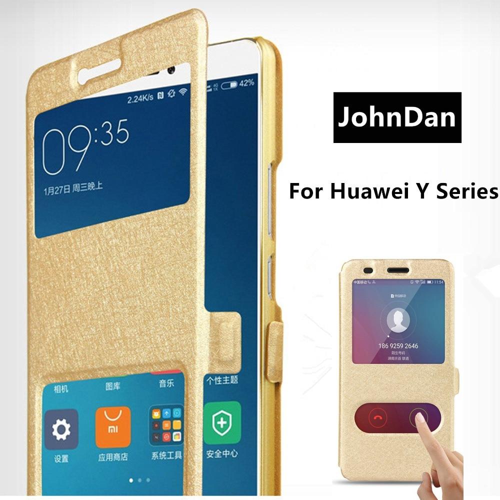 עור מקרה עבור Huawei Y9S Y6 Y7 Y5 Y9 ראש Pro Y6S 2019 Y3 2018 2017 2016 Flip ספר מקרה כיסוי על עבור Huawei Y6II Y5II Y3II