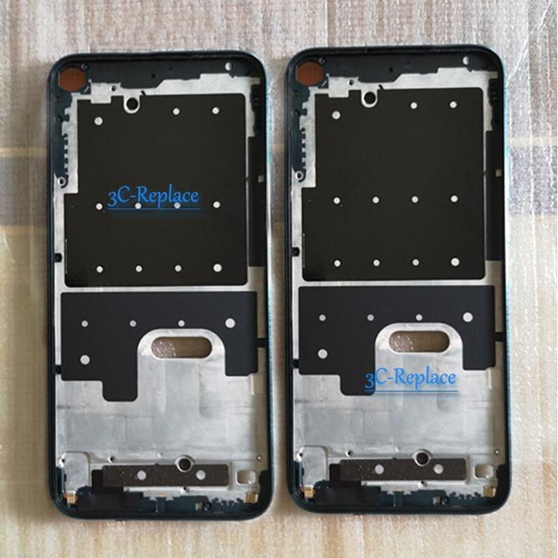 Para Huawei nova 5i Pro/para Huawei Mate 30 Lite carcasa frontal placa del chasis pantalla LCD bisel placa frontal marco frontal