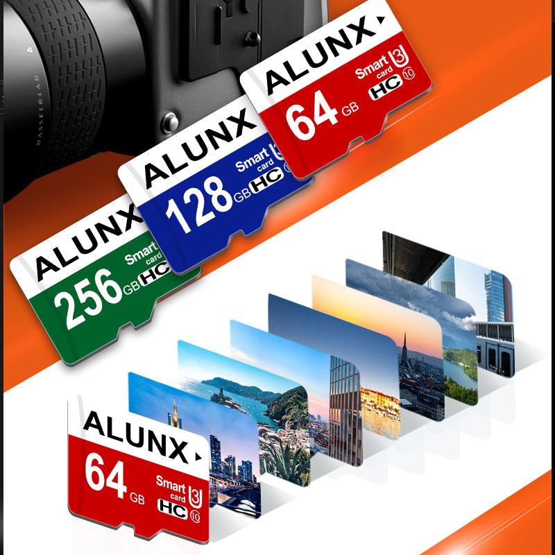 SD карта 128 ГБ высокоскоростной слот для карт памяти 64 ГБ мини карты памяти microSD карта флеш-накопитель 16 Гб оперативной памяти, 32 Гб встроенной...