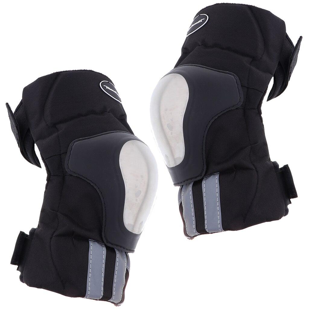 1 par de rodilleras transpirables Unisex rodillera para adultos Protector calentador