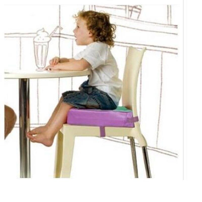 Портативный детский сиденье-бустер, детский стул есть, Подушка для кормления, чехол для коляски, съемный регулируемый стул для кормления