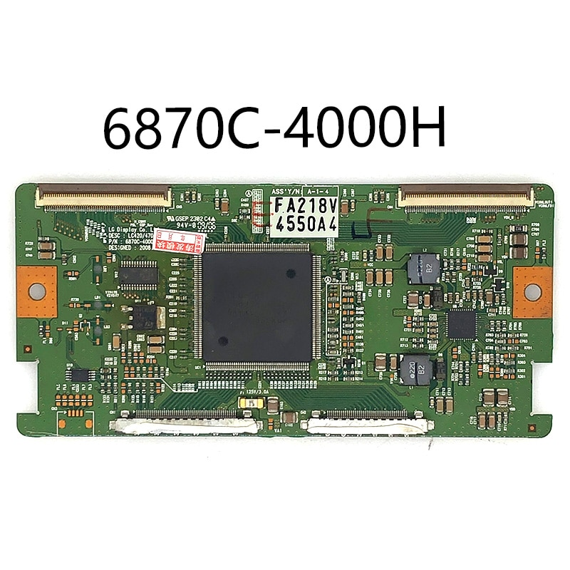 Bom teste placa para 42PFL9509 T-CON/93 6870C-4000H LC320/420/470/550WU