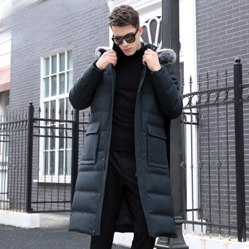 blackleopardwolf 2019 new arrival winter coat high quality causal parkas hat detachable down jacket men clothing bl 1000 New Winter Jacket Men High Quality Fashion Casual Coat Hood Thick Warm Down Jacket Male Winter Parkas Outerwear