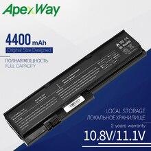 Apexway 4400mAh akumulator do laptopa dla ThinkPad X200 X200S X201 X201I X201S serii 42T4534 42T4535 42T4542 42T4543 42T4650 42T4834