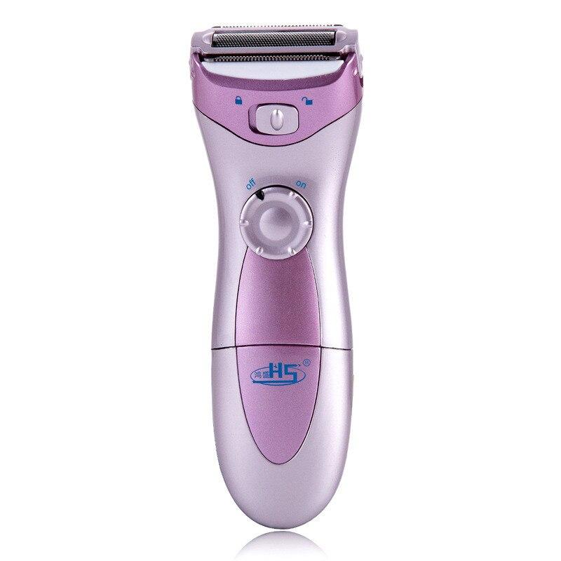 Wet Dry Portable Lady Shaver Razor Women Body Hair Remover Precision Bikini Line Trimmer Underarm Haircut Shave Clipper Epilator