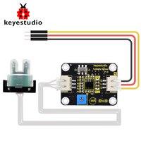 Keyestudio עכירות חיישן V1.0 עם חוטים תואם עם Arduino עבור בדיקות מים