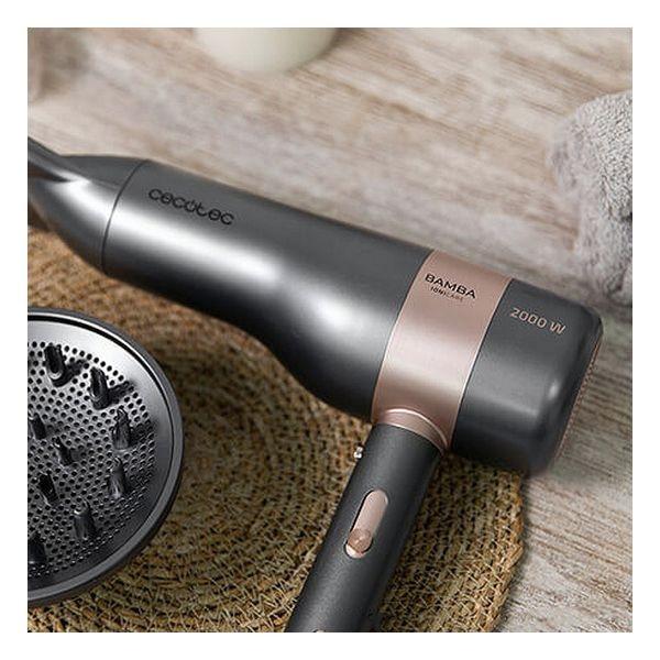 Hairdryer Cecotec Bamba IoniCare 6000 Rockstar Vision 2000W Grey enlarge