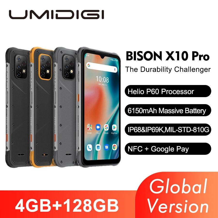 UMIDIGI BISON 6.3